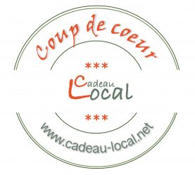 Label coup de coeur Cadeau Local