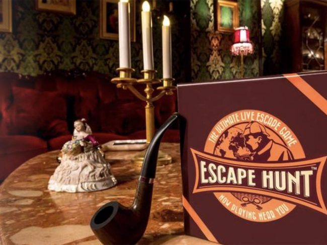 Bon Cadeau Escape Hunt
