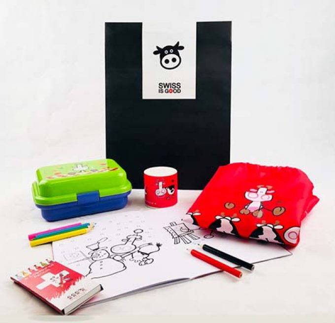 Box Cadeau Suisse SwissisGood KIDS