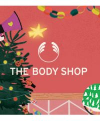 Carte Cadeau The Body Shop