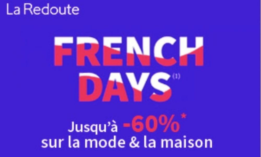 French Days la Redoute