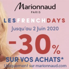 Marionnaud french days
