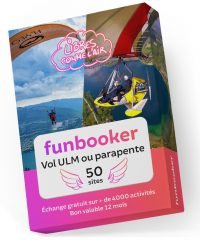Box Vol ULM ou Parapente Funbooker