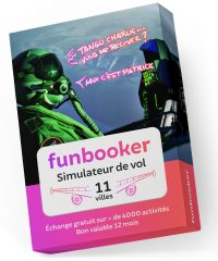 Box Simulateur de Vol Funbooker
